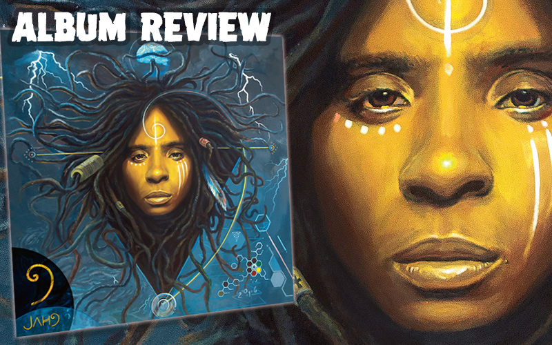 Album Review: Jah9 - 9