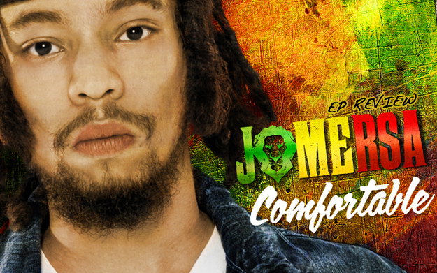 Review: Jo Mersa Marley - Comfortable EP