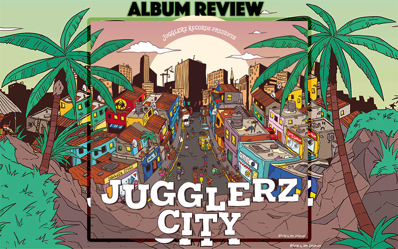 Album Review: Jugglerz City
