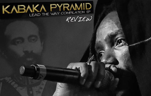 Review: Kabaka Pyramid - Lead The Way EP
