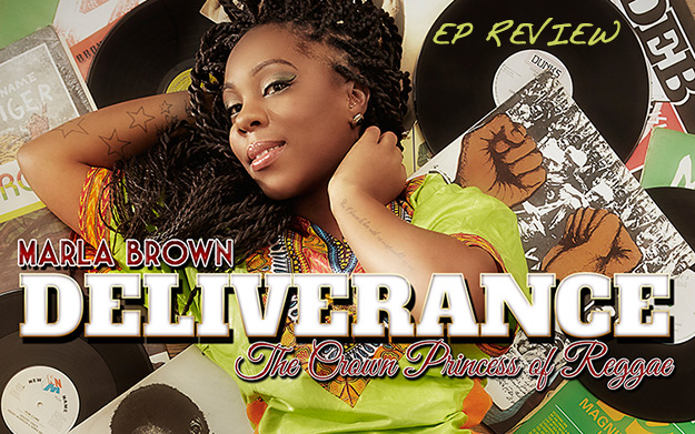 Review: Marla Brown - Deliverance EP