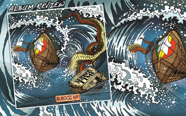 Album Review: Mungo's HiFi - Serious Time