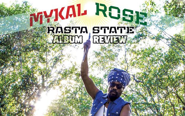 Album Review: Mykal Rose - Rasta State