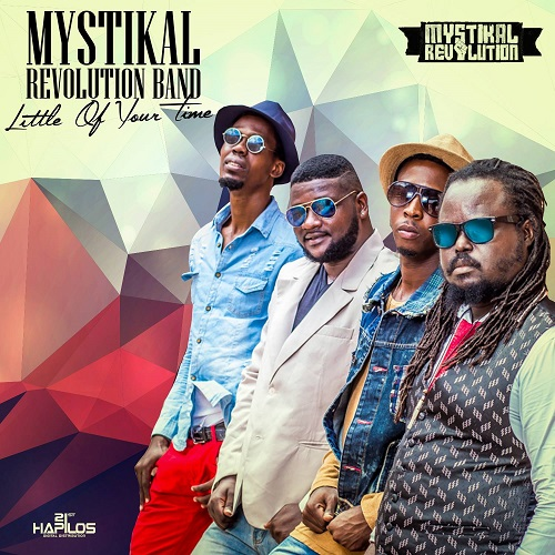 Release: Mystikal Revolution - Little Of Your Time