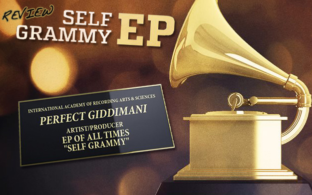 Review: Perfect Giddimani - Self Gxxxxy EP