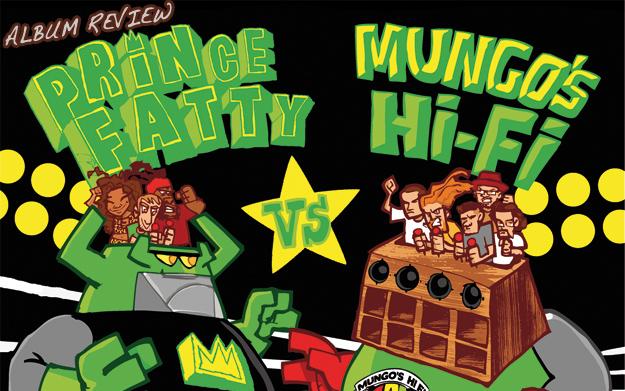 Album Review: Prince Fatty vs Mungo's Hi Fi