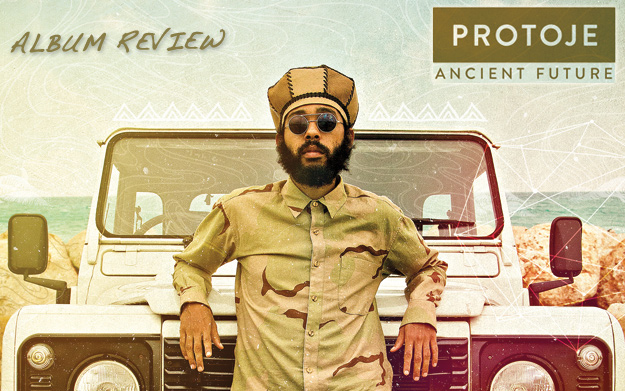 Album Review: Protoje - Ancient Future