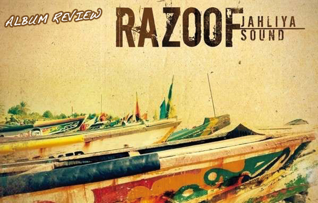 Album Review: Razoof - Jahliya Sound