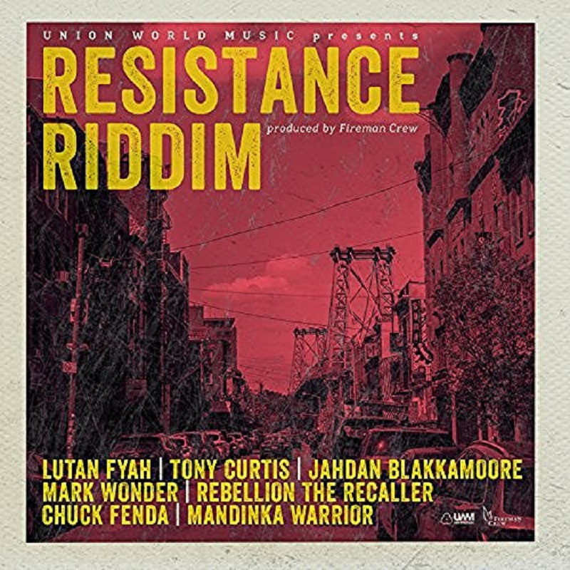Various Artists - Resistance Riddim