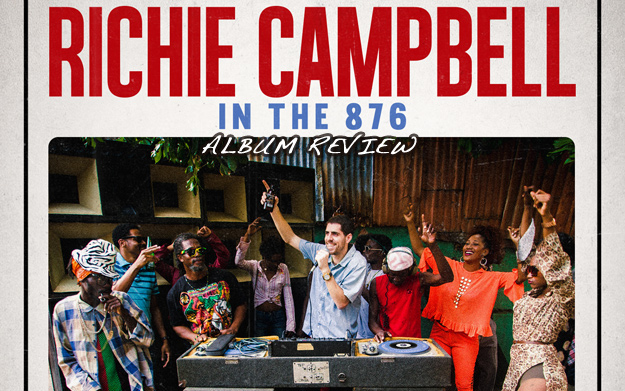 Album-Review: Richie Campbell - In The 876