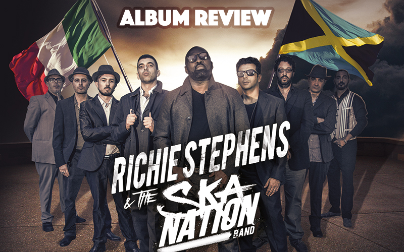 Review: Richie Stephens & The Ska Nation Band - Internationally