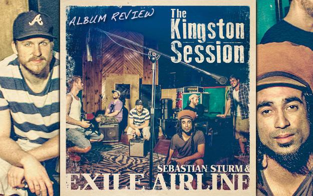 Album Review: Sebastian Sturm & Exile Airline - The Kingston Session