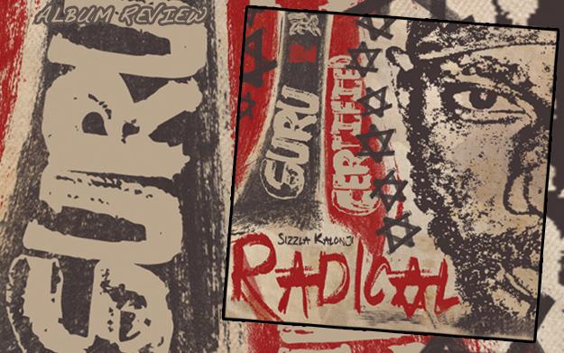 Album Review: Sizzla - Radical