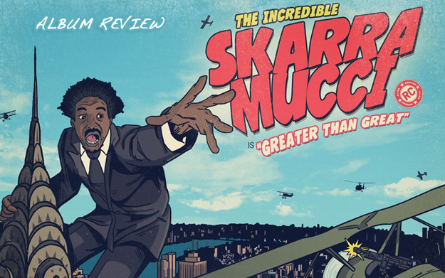 Album Review: Skarra Mucci - Greater Than Great