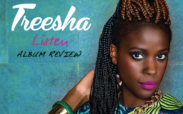 Album Review: Treesha - Listen