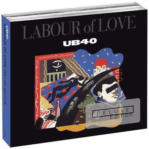 Release: UB40 - Labour of Love (3CD Deluxe Edition) Box-Set