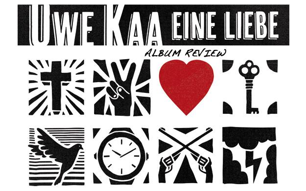 Album Review: Uwe Kaa - Eine Liebe