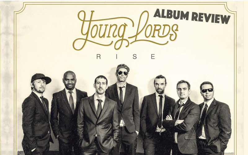 Album Review: Young Lords - Rise