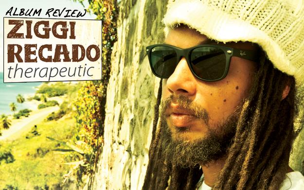 Album Review: Ziggi Recado - Therapeutic