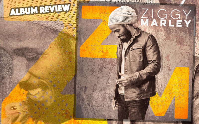 Album Review: Ziggy Marley - Ziggy Marley