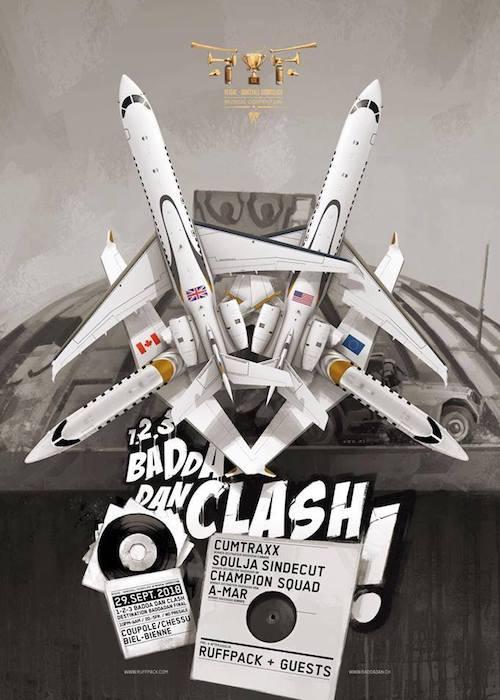 1-2-3 Badda Dan Clash 2018