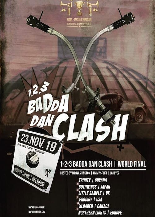 1-2-3 Badda Dan Clash 2019