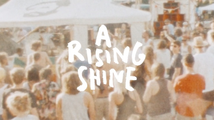 A Rising Shine (Trailer) [3/13/2017]