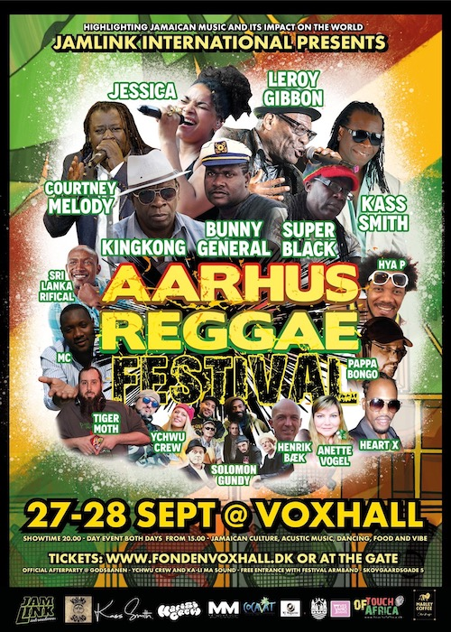 Aarhus Reggae Festival 2019