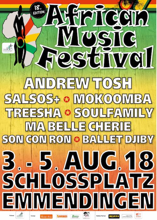 African Music Festival 2018