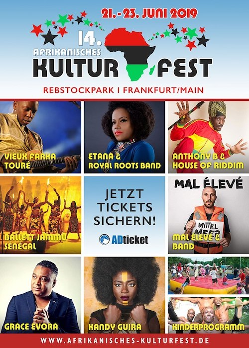 Afrikanisches Kulturfest 2019