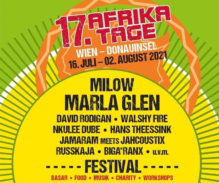 Afrika Tage 2021 - Wien