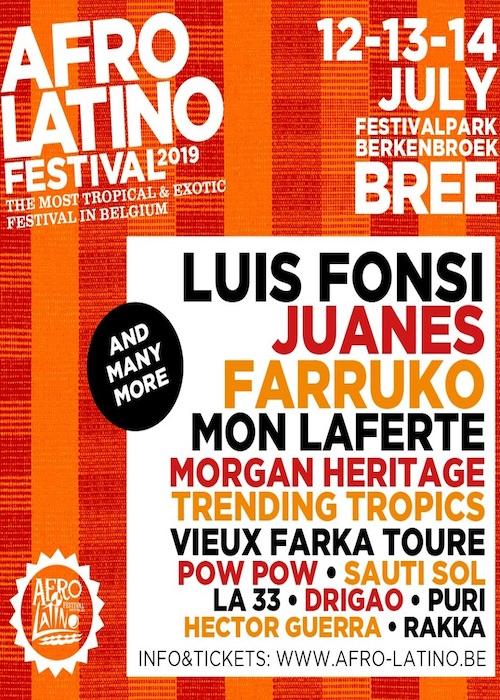 Afro Latino Festival 2019