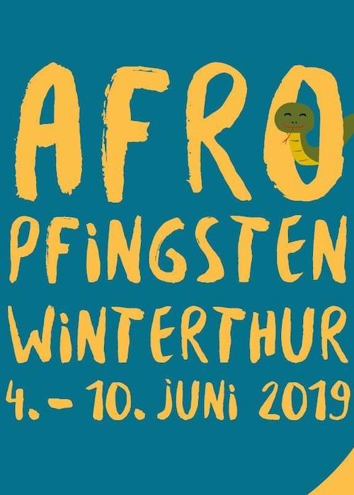 Afro Pfingsten 2019