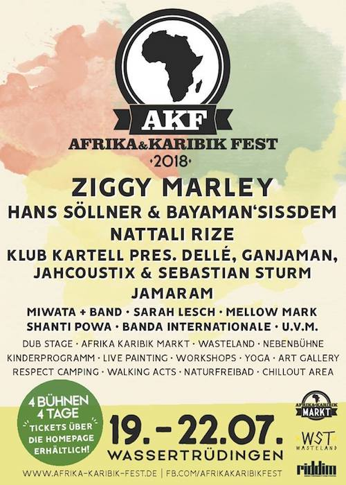 Afrika Karibik Fest 2018
