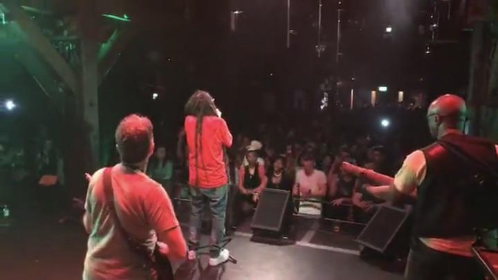 Alborosie @ Reggaeville Easter Special - Hamburg 2019 (Facebook Live) [4/19/2019]