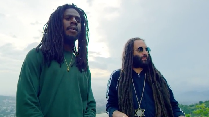 Alborosie feat. Chronixx - Contradiction [11/16/2018]