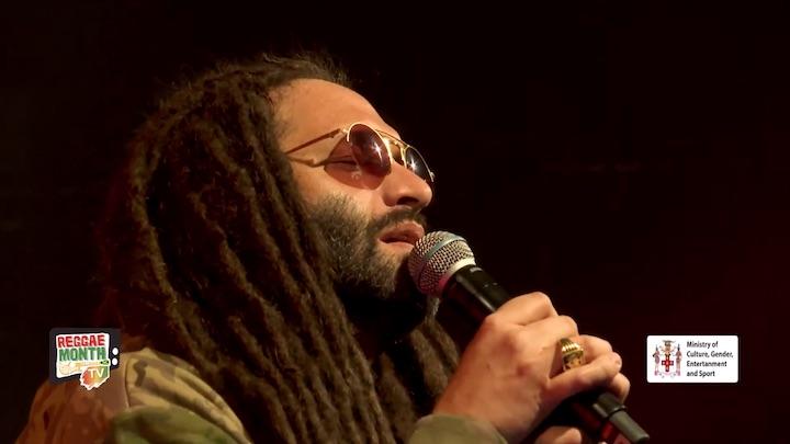 Alborosie @ Global Reggae Night 2021 [2/27/2021]
