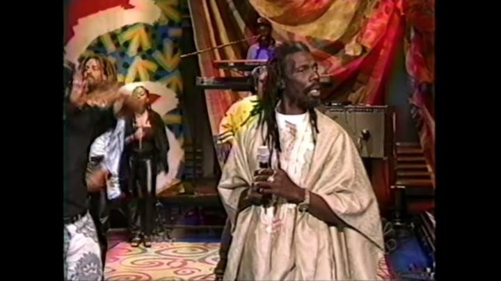Bunny Rugs, David Hinds, Ras Shiloh, Maxi Priest, Joseph Culture Hill - Bob Marley Medley @ Jay Leno Show [9/1/1999]