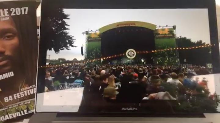 Alpha Blondy @ SummerJam 2017 (Facebook Live) [7/2/2017]