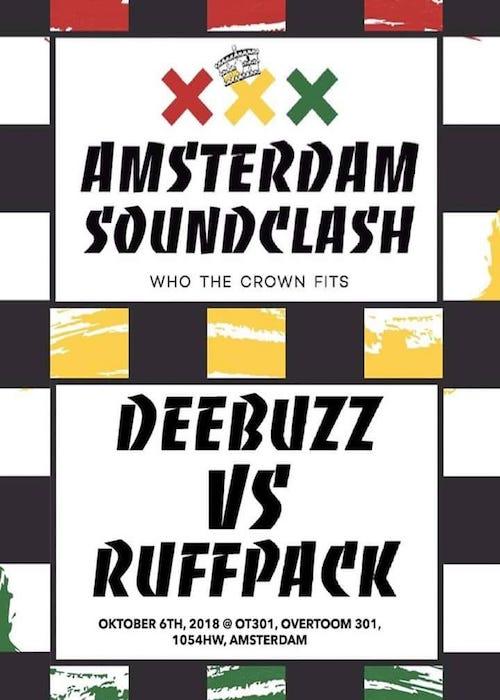 Amsterdam Soundclash 2018