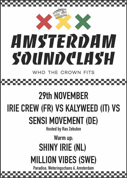 Amsterdam Soundclash 2019