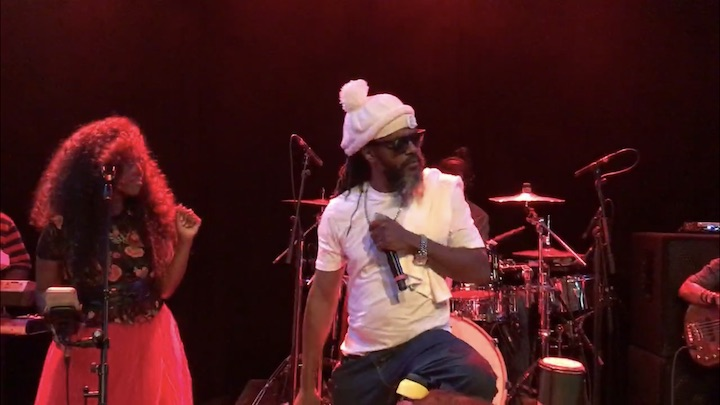 Andrew Tosh & Next Generation Family in Munich, Germany (Facebook Stream) [8/26/2018]