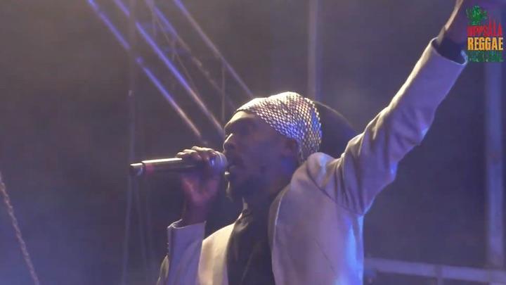 Anthony B & House Of Riddim @ Uppsala Reggae Festival 2021 [7/31/2021]