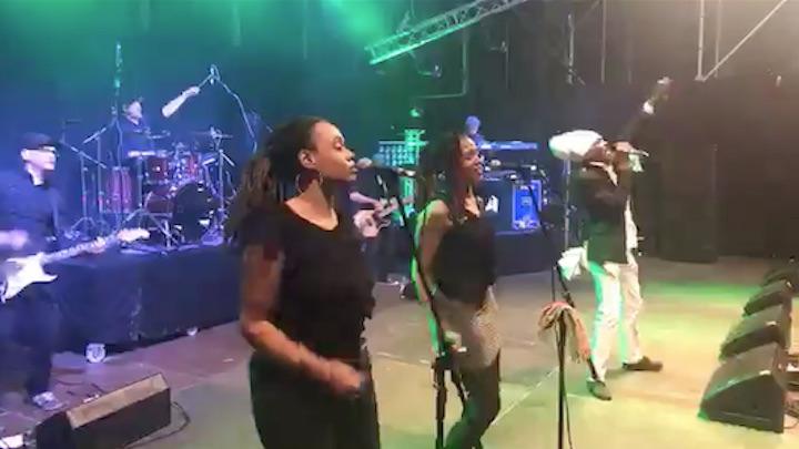 Anthony B in Burtenbach, Germany @ Sunrise Reggae & Ska Festival 2019 (Facebook Live) [7/13/2019]