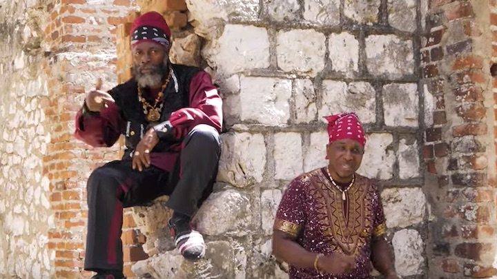 Anthony Malvo feat. Capleton - Not On My Level [7/26/2019]