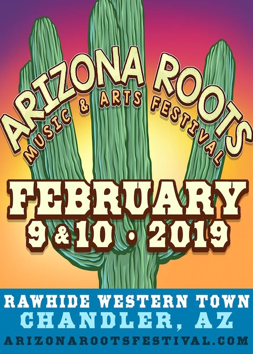 Arizona Roots Music & Arts Festival 2019