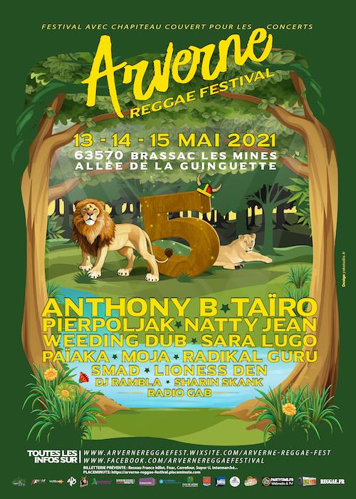 POSTPONED: Arverne Reggae Festival 2021
