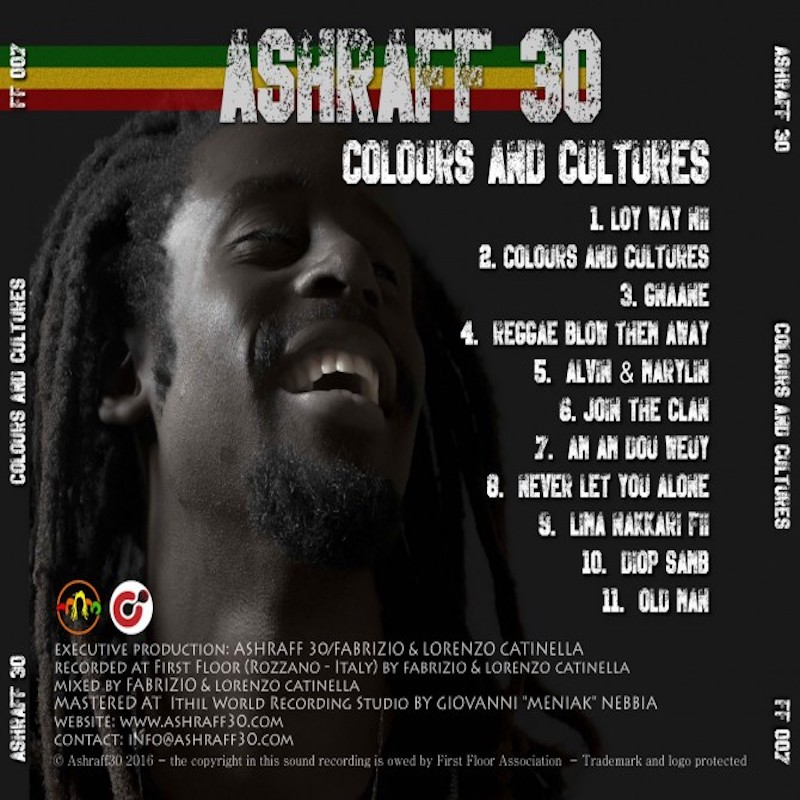Ashraff 30 - Colours And Cultures