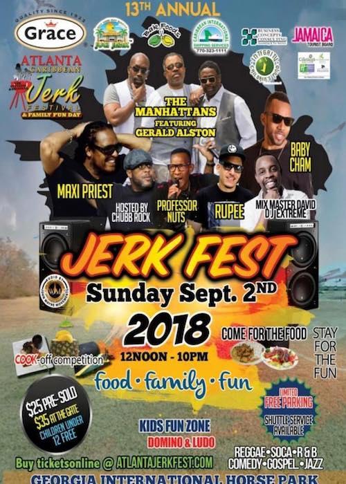 Atlanta Jerk Fest 2018