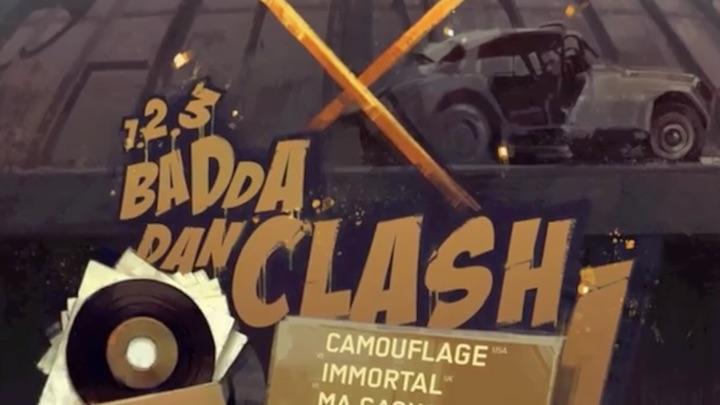 Camouflage Sound @ 1-2-3 Badda Dan Clash 2017 (Drop) [9/21/2017]